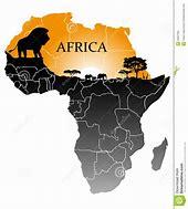 Africa shape
