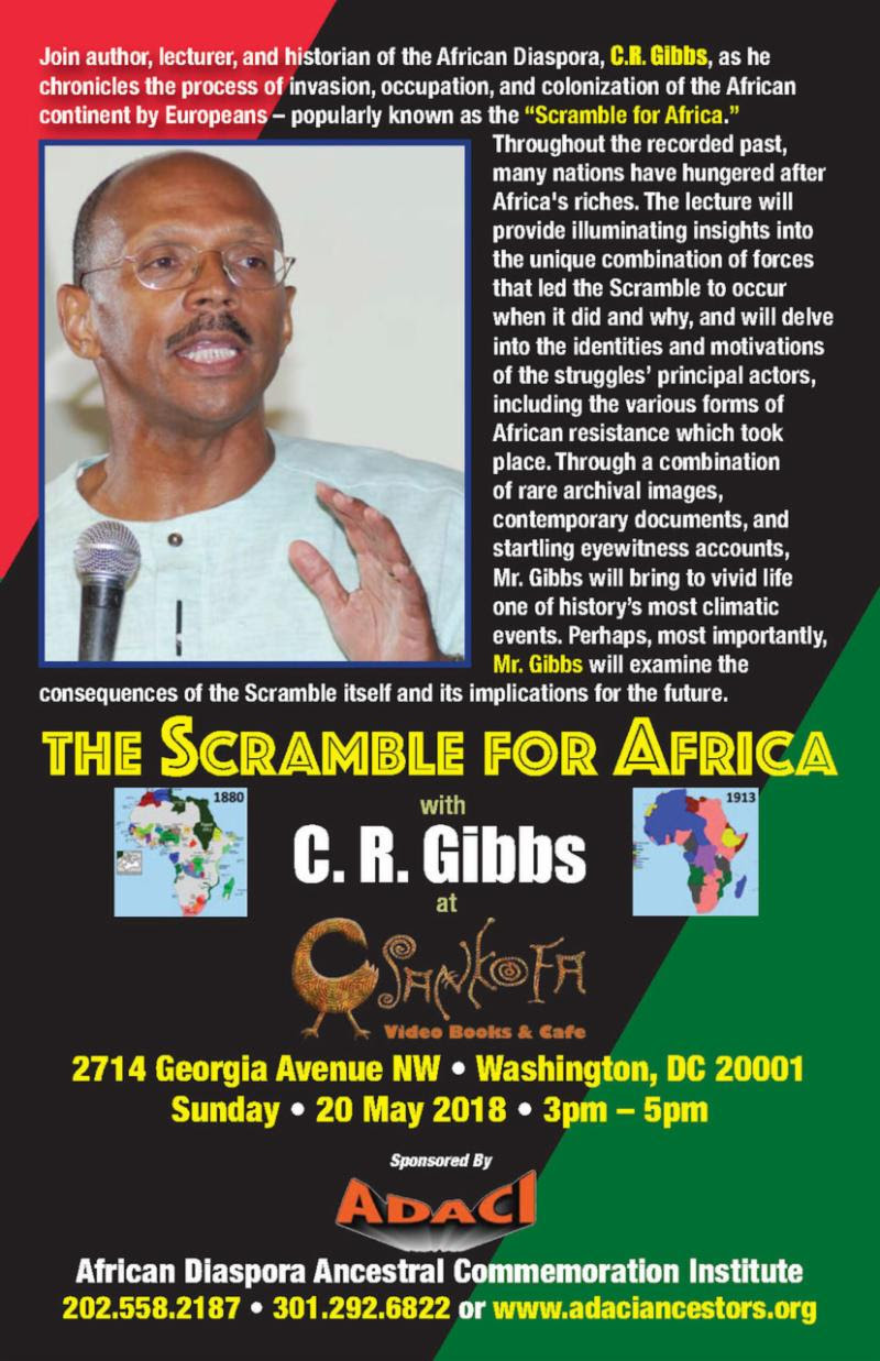 20May-3pm CRGibbs@Sankofa