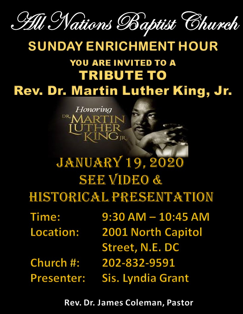 MLK AT ANBC JANUARY 19 2020