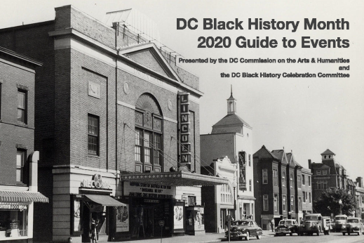 DC Black History cal2020Cover